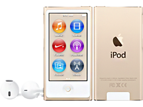 Apple iPod nano, arany (mkmx2hc/a)