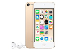 Apple iPod touch 16GB, златист (mkh02hc/a)