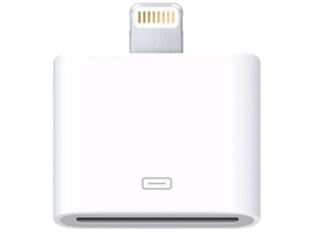 Apple Lightning–30 pin adapter (md823zm/a)