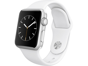 Apple Watch Sport, 42 mm; silver-white