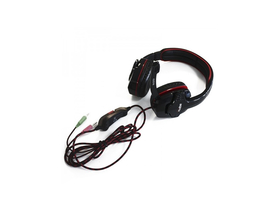 APPROX APPGH09 Gaming Headset, crna-crvena