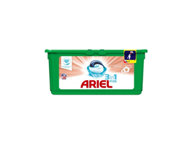 Gel capsule Ariel Sensitive, 28 buc.