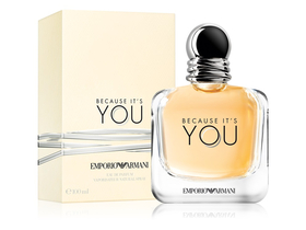 Giorgio Armani Because It`s You ženský parfém, Eau De Parfum, 100ml