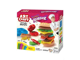 Art Craft hamburger pastelin