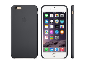Artwizz SeeJacket [4883-1249] iPhone 6 szilikon tok, fekete