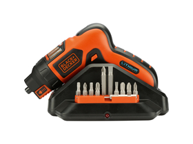 Black & Decker AS36LC 3.6 V LI Auto-select odvijač sa magnetom