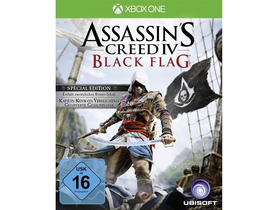 Assassins Creed 4 Black Flag Day1 Edition Xbox One játékszoftver