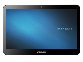 "Sistem PC Asus A4110-BD022M 15,6"" Multi-touch all in one, negru"