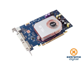 Placă video Asus EN7600GT /2DHT/256MB PCI  Dual DVI