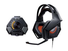 Asus Strix DSP Virtuális 7.1 gamer mikrofonos fejhallgató 919cc9d38a