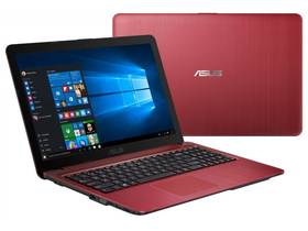 Notebook Asus X540LA-XX266T , Red + Windows10