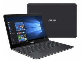 Asus X556UQ-DM593T notebook, sötétbarna + Windows10