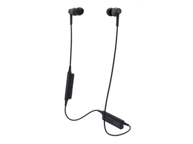 Casca fara fir Bluetooth Audio-technica ATH-CKR35BTBK, negru