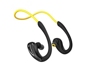 Awei Bluetooth headset, žltý