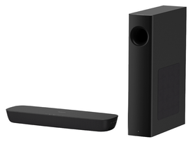 Panasonic SC-HTB250 2.1-Soundbar, черен