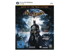 Joc software Batman Arkham Asylum Game Of The Year PC