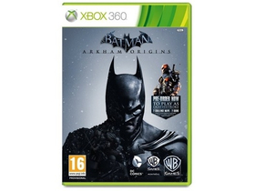 Игра Batman Arkham Origins за Xbox 360