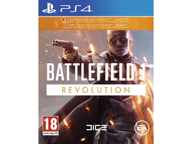 Electronic Arts Battlefield 1 Revolution PS4 játékszoftver