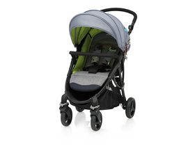 Baby Design Smart sport babakocsi, 07 Light Gray 2019