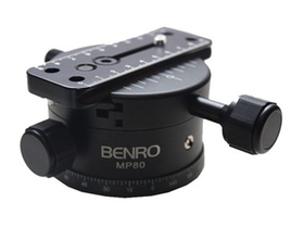Benro MP80 Micro namestitvena glava