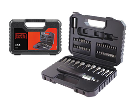 Black & Decker A7218 53 delni set