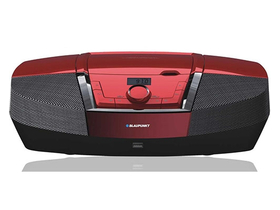 Radio CD portabil  Blaupunkt BB12RD MP3/USB  roșu