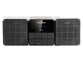Blaupunkt MS10BT Micro HiFi system CD/MP3/USB/Bluetooth černá