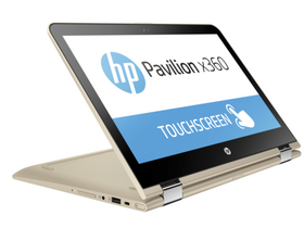 "HP Pavilion x360 13-U105NH 13,3"" 2 in 1, gold + Windows10"