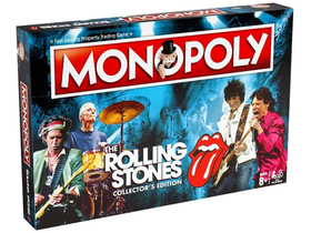 Monopoly Rolling Stones (ENG)