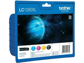 Brother LC1280XLBCMY tintapatron multipack MFC J6910DW, b+c+m+y