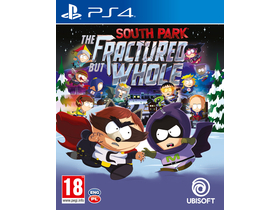 South Park: The Fractured But Whole PS4 hrací softvér