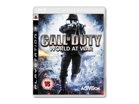 Call of Duty 5 - World at War PS3 játékszoftver