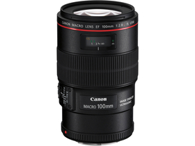 Canon 100/F2.8 IS USM EF-L Macro обектив