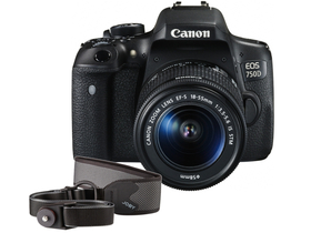 Canon EOS 750D kit (18-55 IS STM objektív)