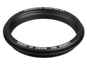 Canon Macro Ring Lite Adapter 67