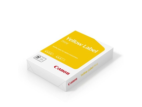 "Canon ""Yellow Label Print"""