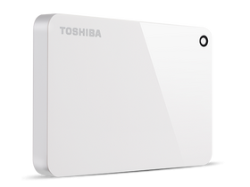 "HDD extern Toshiba 2.5"" - 4TB Canvio Advance, alb (USB3.0; ~5Gbps; NTFS/HFS+; compatibilitate Mac)"