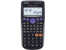 "Calculator Casio ""FX-350ES Plus"" 252 functii"
