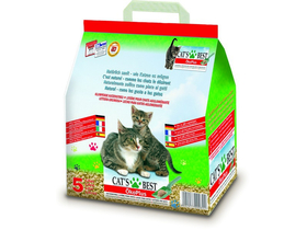 Trixie CHIPSI20 Chipsi Cats Best Eco Plus macskaalom, 5l (2,1kg)