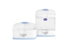 Chicco Steril Natural 2in1 električni parni sterilizator