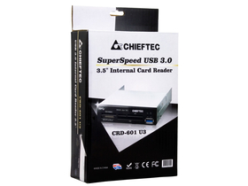 Card reader integrat Chieftec CRD-601-U3 USB 3.0 all in 1 3,5""