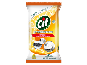 Cif Power&Shine  salvete (60  kom)