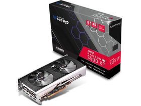 Card video Sapphire Radeon RX 5500XT 8GB Nitro+ Special Edition