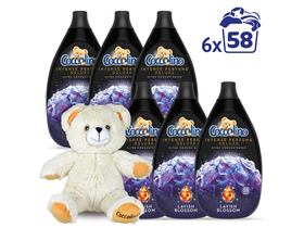Омекотител Coccolino Intense Deluxe Lavish Blossom  6x870ml
