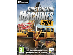 Construction Machines 2014 PC herní software