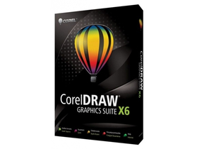 Corel CDGSX6IEHBB CorelDRAW Graphics Suite X6 softver, angolicky jazyk
