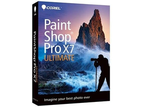Corel PaintShop Pro X7 Ultimate EN Mini-Box EN Windows