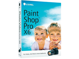 Corel PSPX6IEMBEU PaintShop Pro X6 software