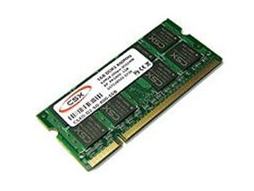 CSX 1GB DDR2 800Mhz Notebook RAM