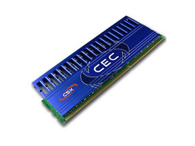 Memorie CSX 4GB Kit DDR3 (2x2GB, 1333Mhz) Overclocking cu grilaj